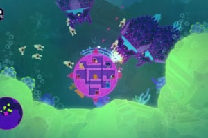 Lovers in a Dangerous Spacetime Screenshot