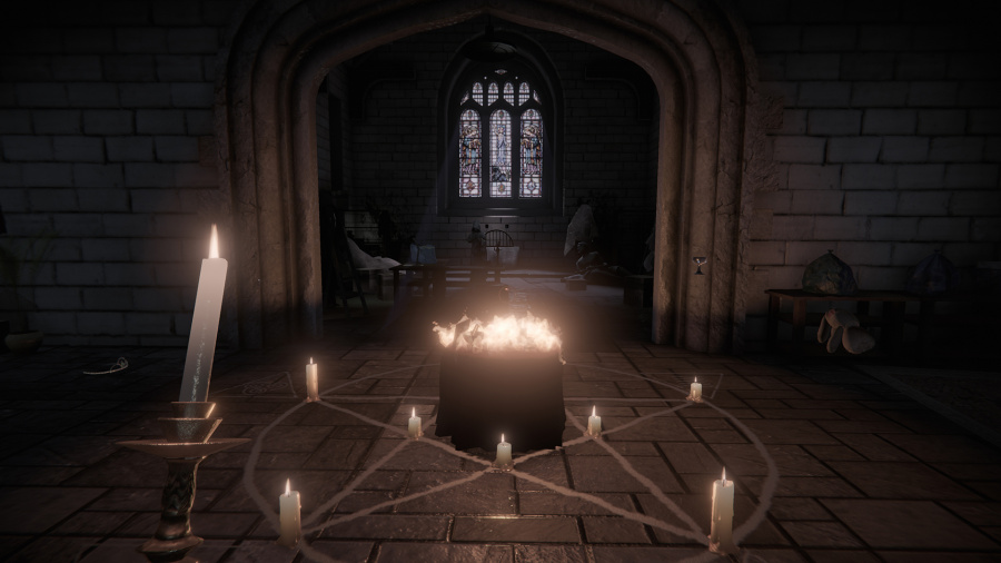 Don't Knock Twice Review - Screenshot 3 of 4