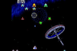 Galaga '90 Screenshot