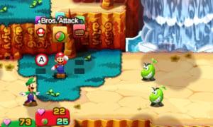 Mario & Luigi: Superstar Saga + Bowser's Minions Review - Screenshot 5 of 7