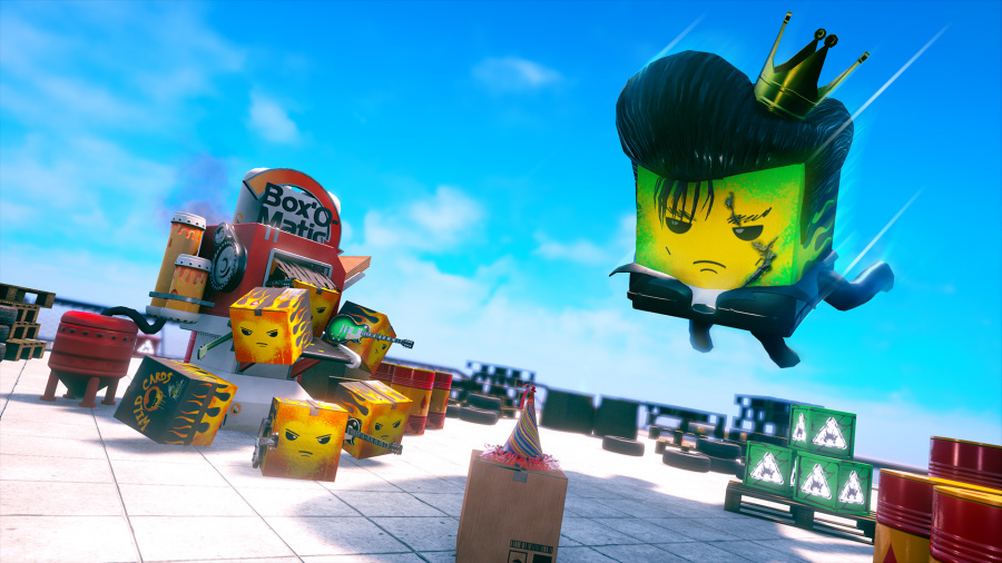 Unbox: Newbie's Adventure Review - Screenshot 2 of 4