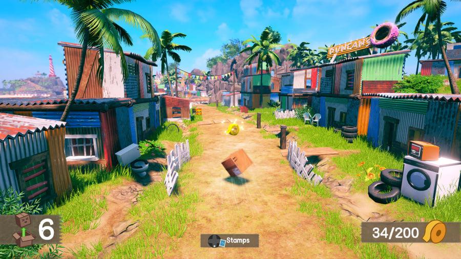 Unbox: Newbie's Adventure Review - Screenshot 4 of 4
