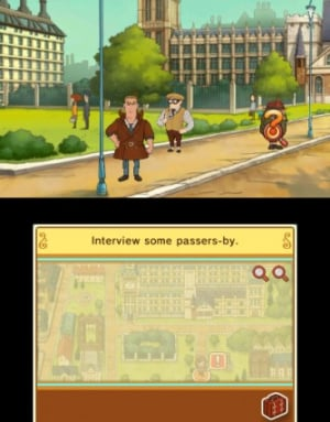 Layton's Mystery Journey: Katrielle and the Millionaires' Conspiracy Review - Screenshot 6 of 6