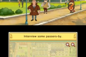 Layton's Mystery Journey: Katrielle and the Millionaires' Conspiracy Screenshot