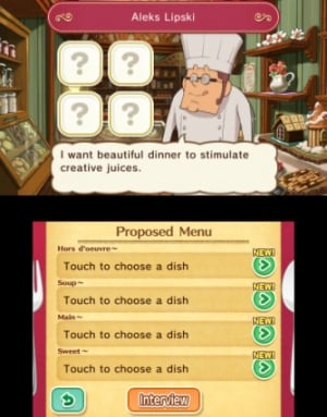 Layton's Mystery Journey: Katrielle and the Millionaires' Conspiracy Review - Screenshot 3 of 6