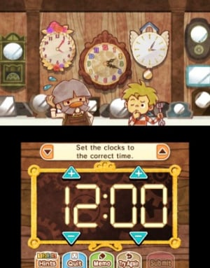 Layton's Mystery Journey: Katrielle and the Millionaires' Conspiracy Review - Screenshot 5 of 6