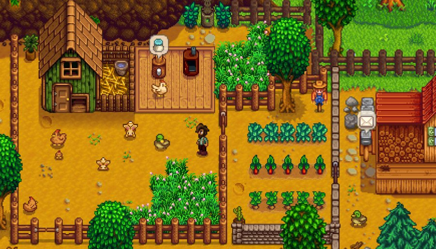 Stardew Valley Review - Screenshot 1 of 4