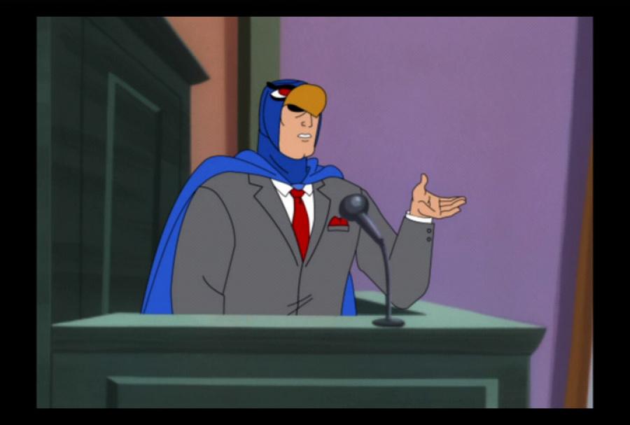 Harvey Birdman: Attorney at Law Review - Screenshot 3 of 5