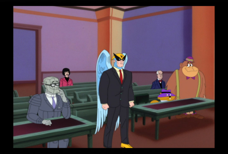 Harvey Birdman: Attorney at Law Review - Screenshot 3 of 5