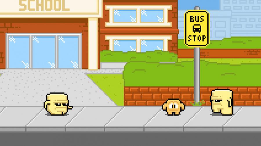 Squareboy vs Bullies: Arena Edition Review - Screenshot 2 of 3