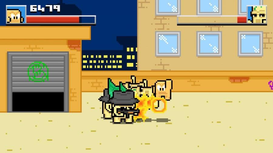 Squareboy vs Bullies: Arena Edition Review - Screenshot 3 of 3