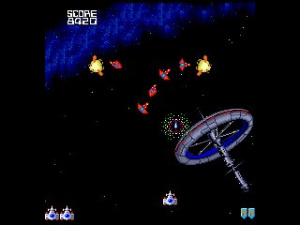 Galaga '90 Review - Screenshot 2 of 2