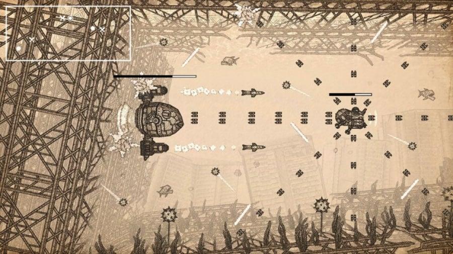 Earth Atlantis Review - Screenshot 1 of 4