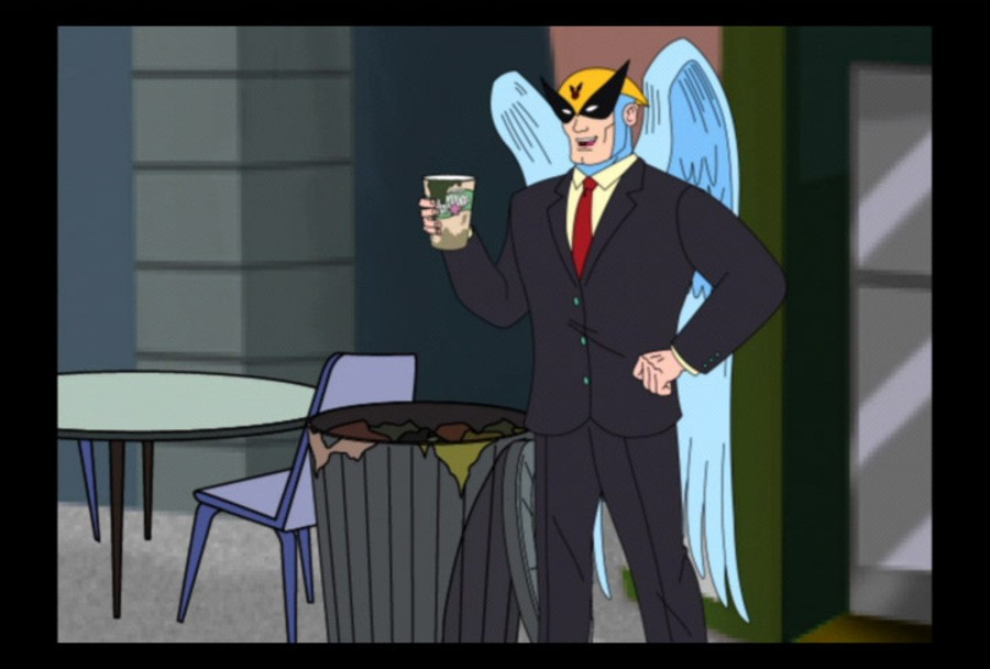 Harvey Birdman: Attorney at Law Screenshot
