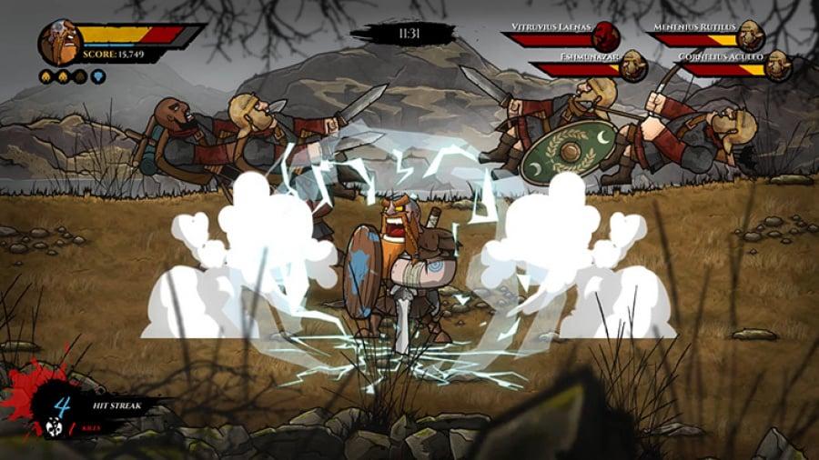 Wulverblade Review - Screenshot 3 of 7