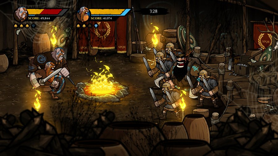 Wulverblade Review - Screenshot 1 of 7