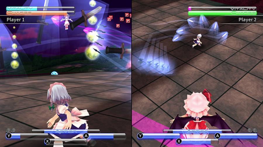 Touhou Kobuto V: Burst Battle Review - Screenshot 4 of 4