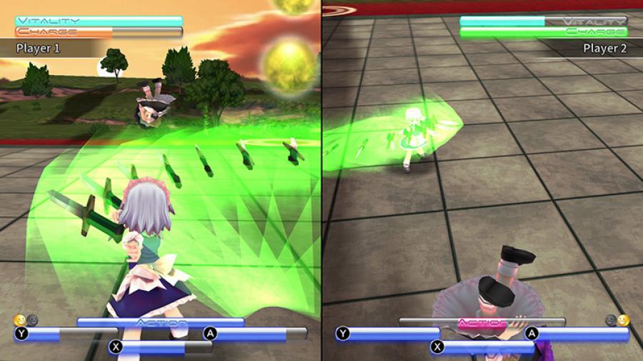 Touhou Kobuto V: Burst Battle Review - Screenshot 3 of 4
