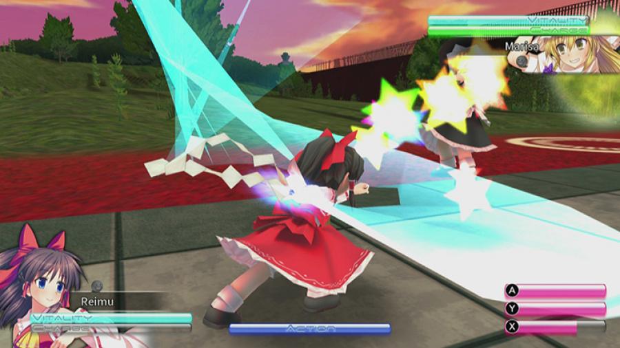 Touhou Kobuto V: Burst Battle Review - Screenshot 1 of 4