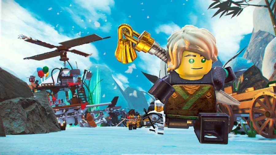 The LEGO Ninjago Movie Video Game Review - Screenshot 4 of 4
