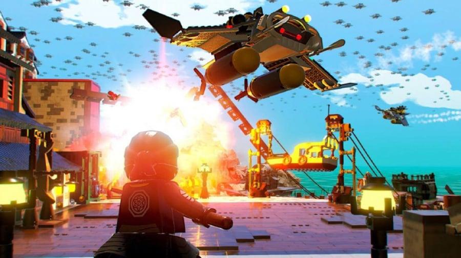 The LEGO Ninjago Movie Video Game Review - Screenshot 3 of 4