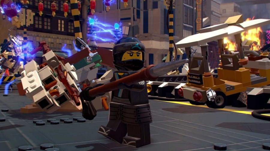 The LEGO Ninjago Movie Video Game Review - Screenshot 1 of 4