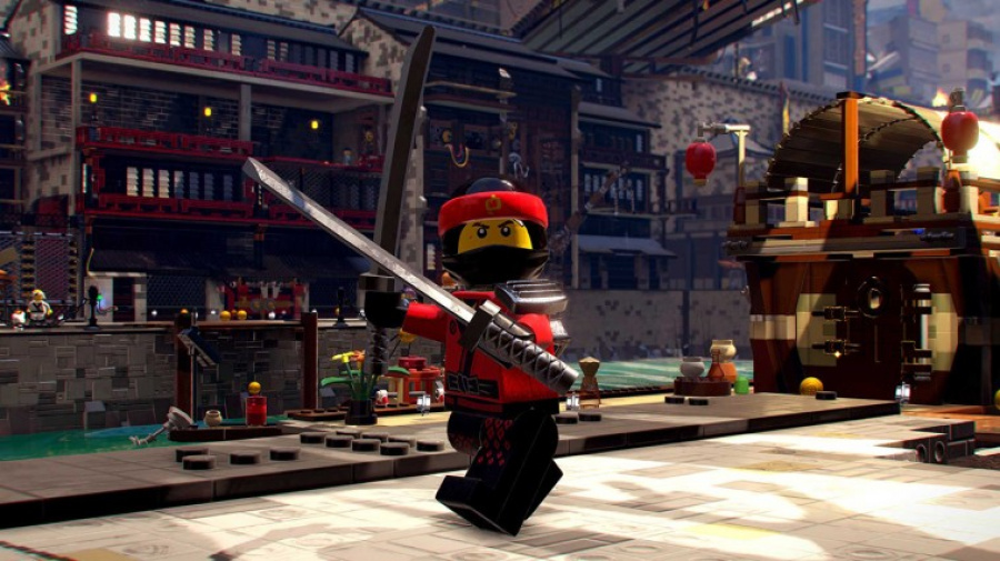 The LEGO Ninjago Movie Video Game Review - Screenshot 2 of 4