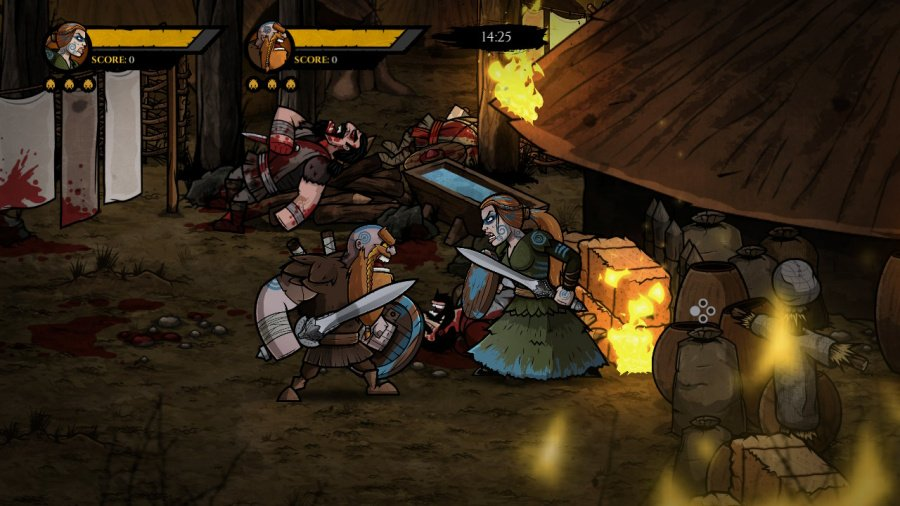 Wulverblade Review - Screenshot 4 of 7