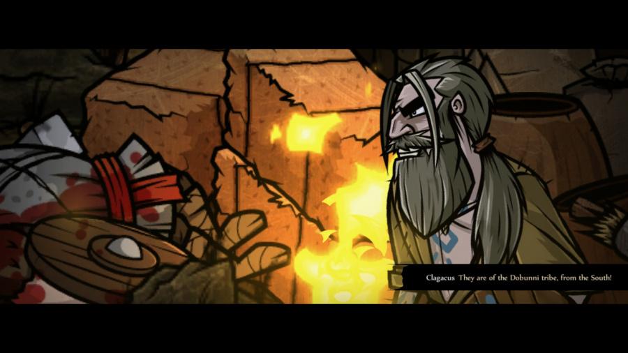 Wulverblade Review - Screenshot 2 of 7