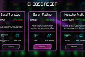 Neon Chrome Screenshot