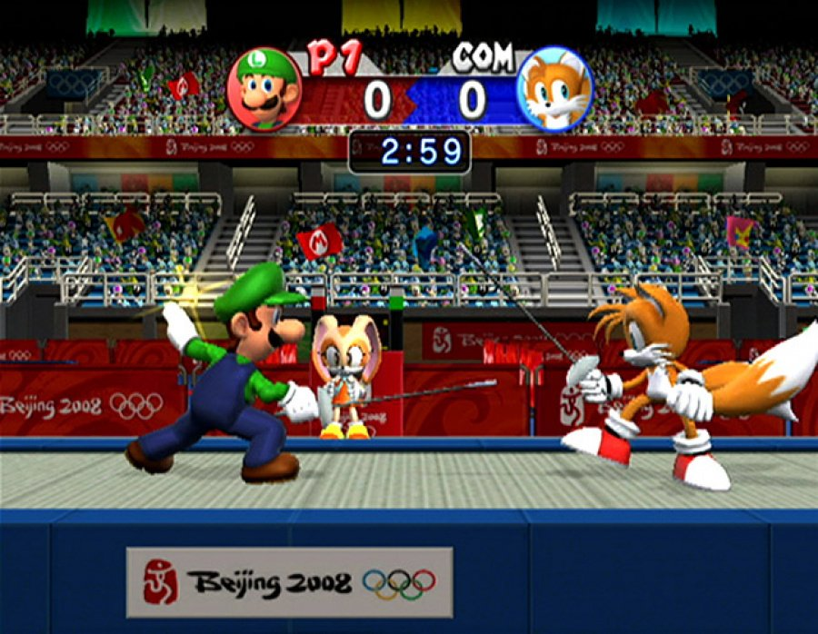 Mario & Sonic at the Olympic Games Review - Screenshot 4 of 5