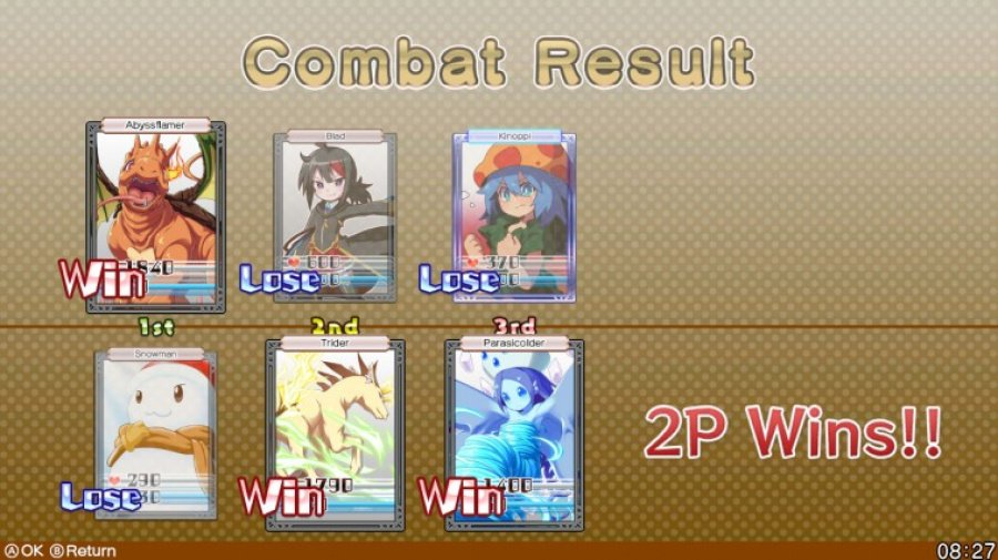 Brave Dungeon + Dark Witch Story:COMBAT Review - Screenshot 4 of 6