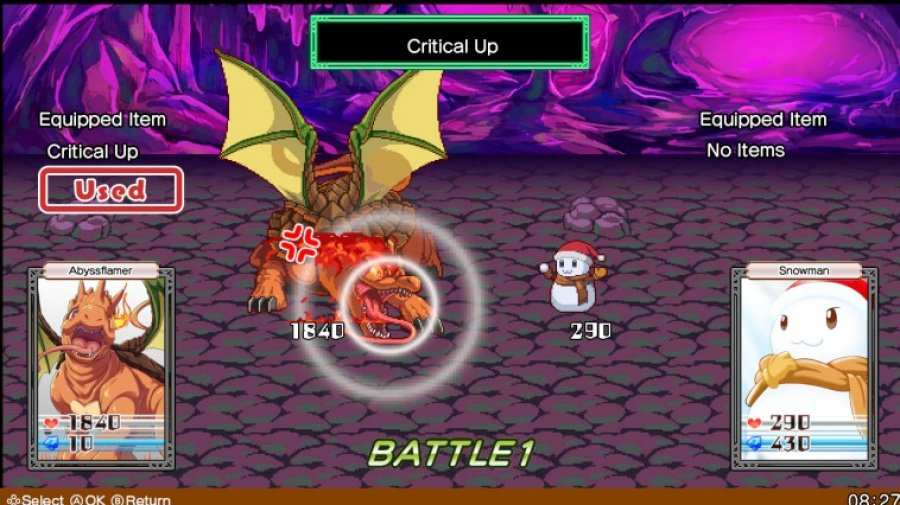 Brave Dungeon + Dark Witch Story:COMBAT Review - Screenshot 3 of 6
