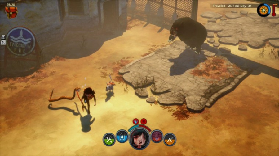 The Flame in the Flood Review - Screenshot 3 of 3