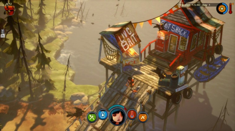 The Flame in the Flood Review - Screenshot 1 of 2