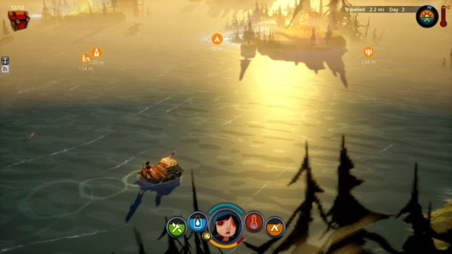 The Flame in the Flood Review - Screenshot 1 of 3