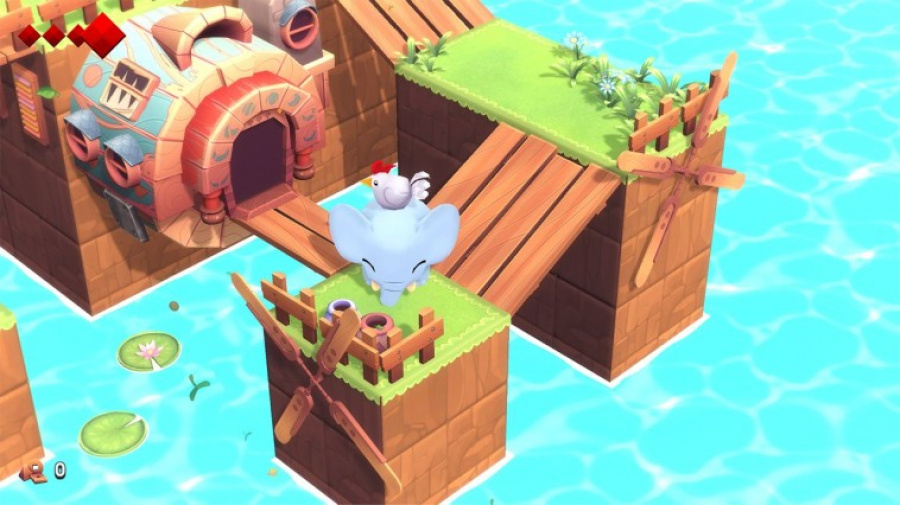 Yono And The Celestial Elephants Review - Screenshot 1 of 3