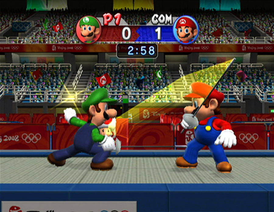 Mario & Sonic at the Olympic Games Review - Screenshot 3 of 5