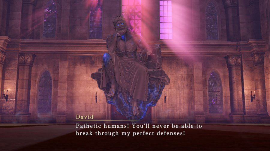 Nights of Azure 2: Bride of the New Moon Review - Screenshot 8 of 9