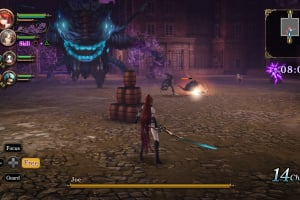 Nights of Azure 2: Bride of the New Moon Screenshot