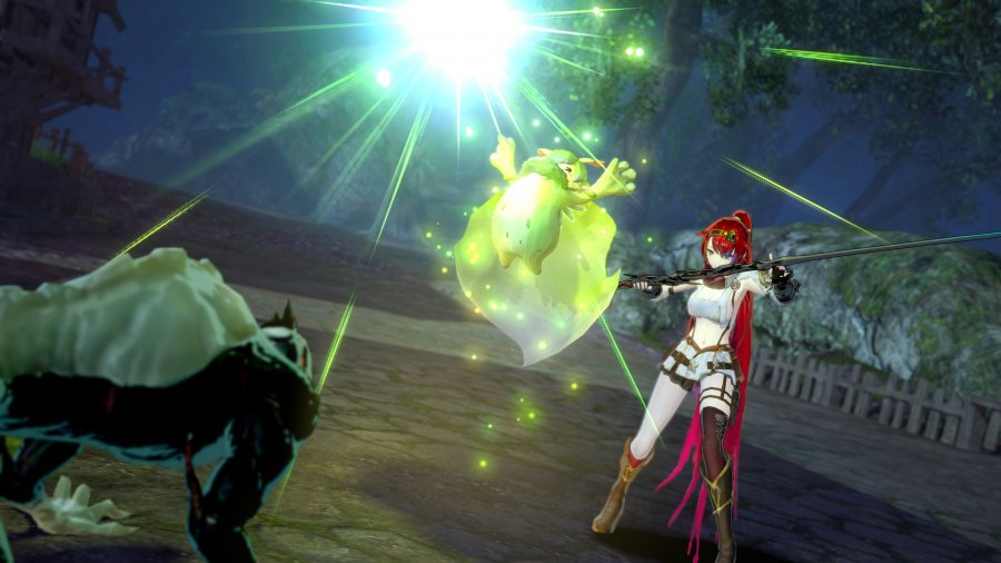 Nights of Azure 2: Bride of the New Moon Review - Screenshot 1 of 9