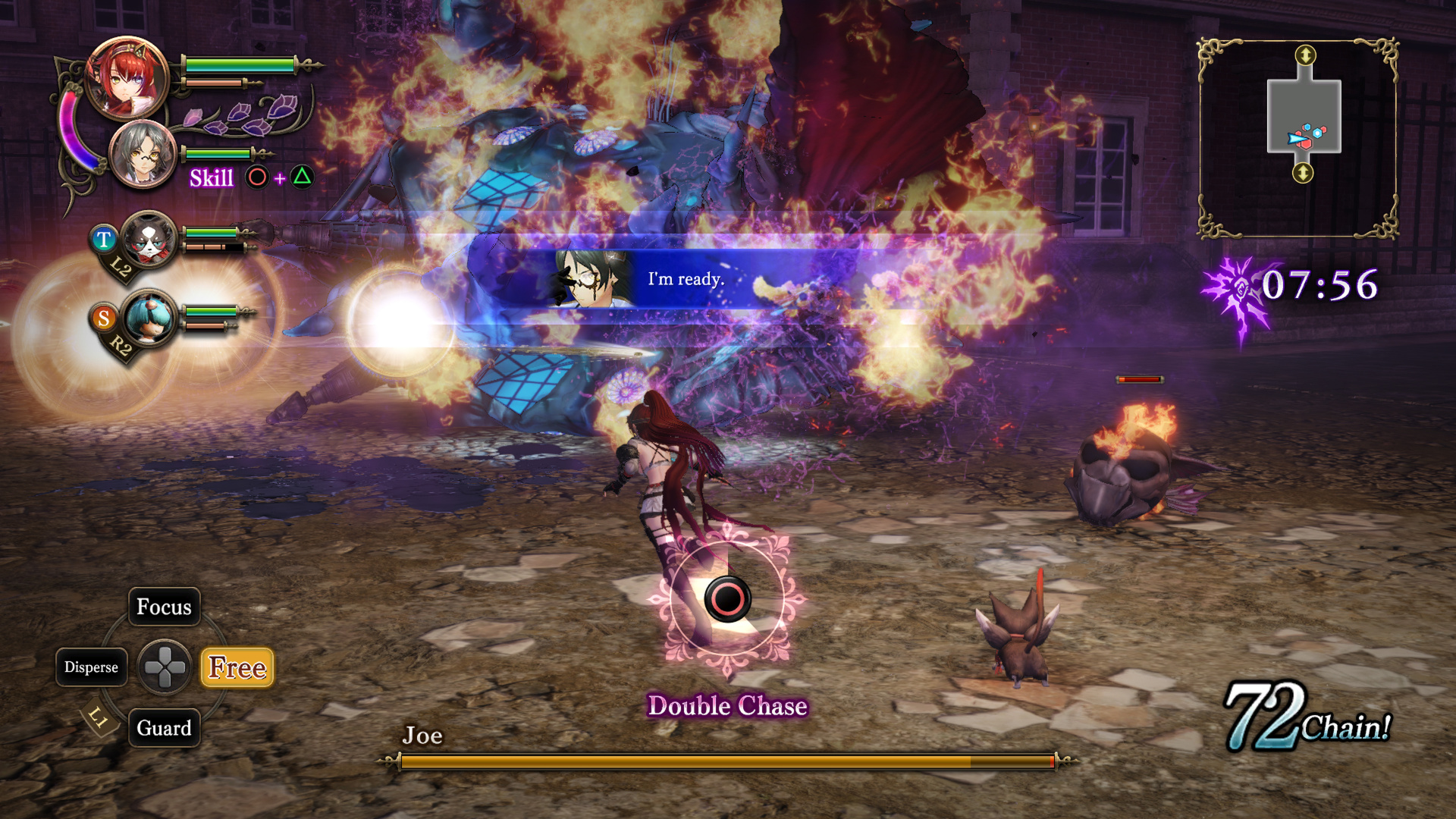 Nights Of Azure 2 Bride Of The New Moon Review Switch