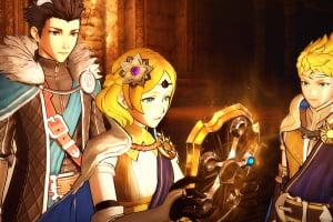 Fire Emblem Warriors Screenshot