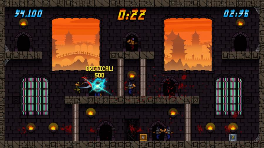 Ninja Shodown Review - Screenshot 1 of 4