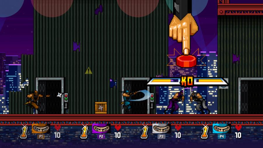 Ninja Shodown Review - Screenshot 2 of 4