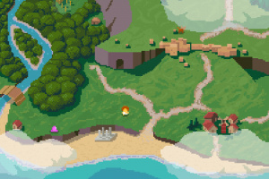 Elliot Quest Screenshot