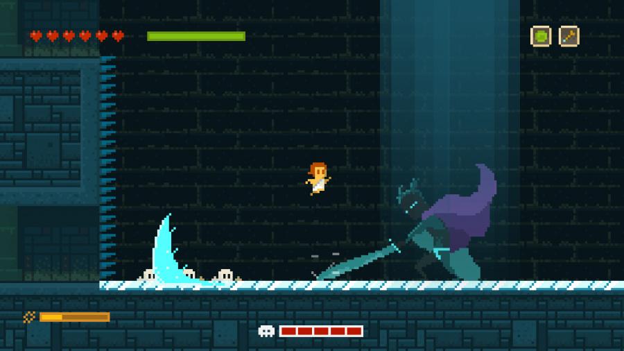 Elliot Quest Review - Screenshot 2 of 4