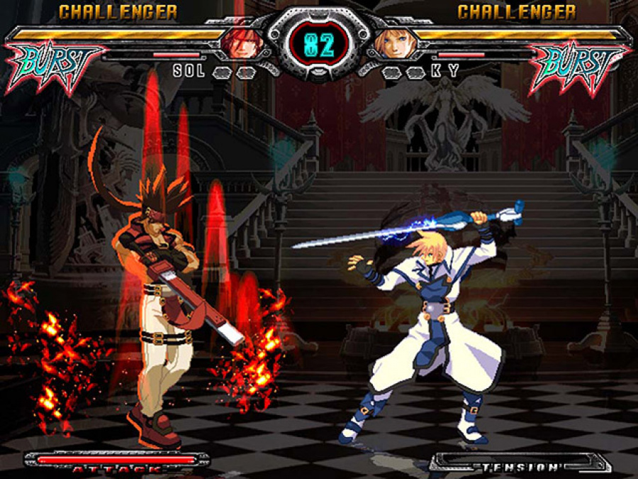 Guilty Gear XX Accent Core Review - Screenshot 1 of 4