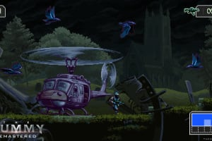 The Mummy Demastered Screenshot