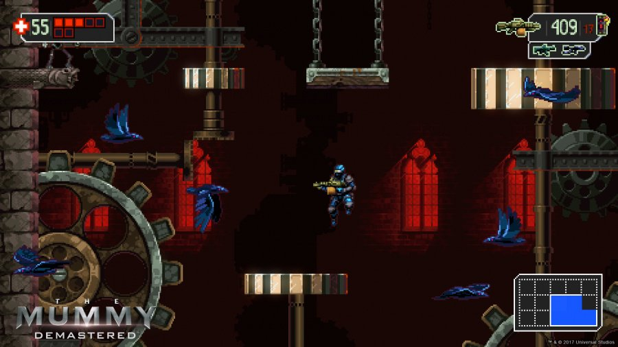 The Mummy Demastered Review - Screenshot 3 of 5